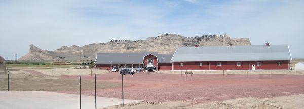 The Farm And Ranch Museum, soon to become Legacy of the Plains Museum:  the reason I am fundraising!