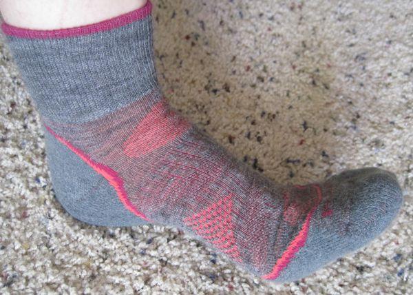 I love my Smartwool socks.