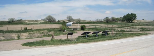 highway 26 picnic shelter