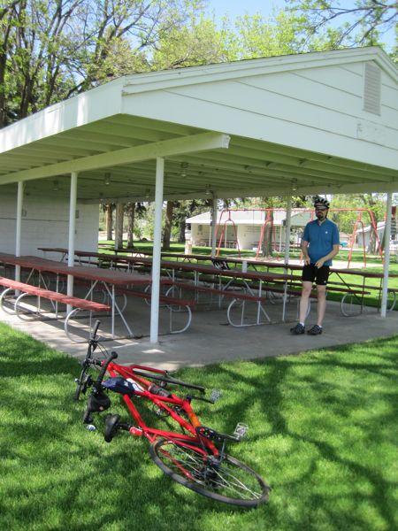 morrill picnic shelter