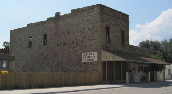 I totally would have shopped in the Belfry Country Store, except they were closed - gone for a family event or something.