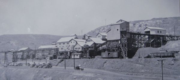 Smith mine historic photo