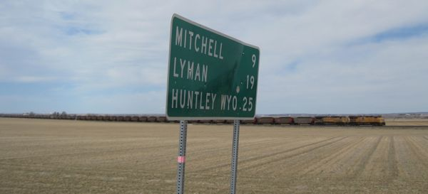 nine miles to mitchell