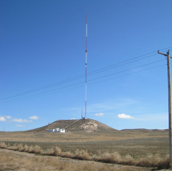 highway 71 radio tower