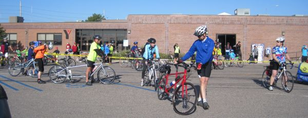 Y Not Ride community ride starts at the Scottsbluff Y.