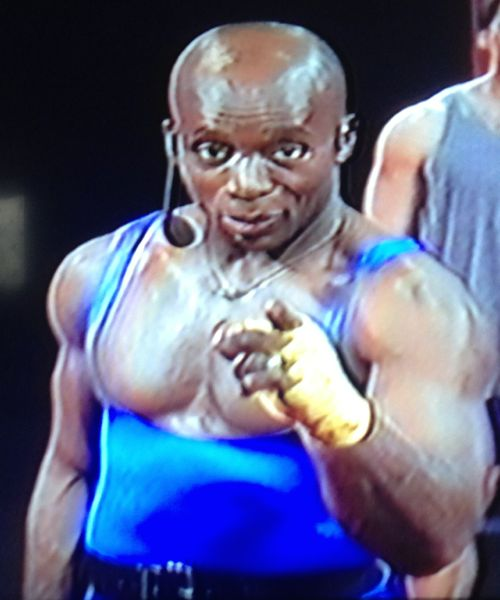 Billy Blanks wants YOU to have fun and get fit!