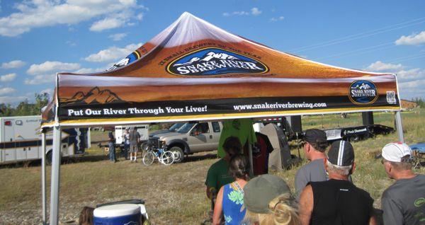 Nice slogan, Snake River