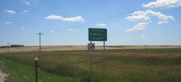 kimball county