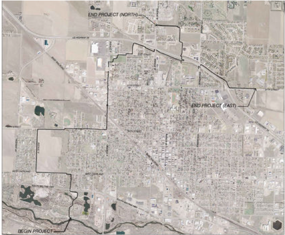 proposed scottsbluff bike path