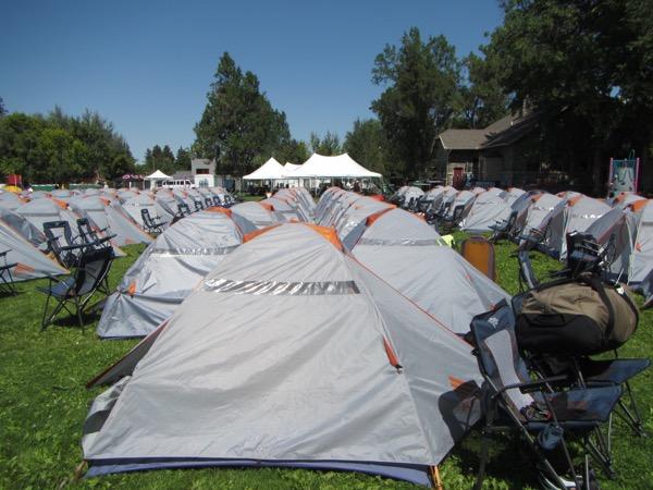 14 camp back in bozeman