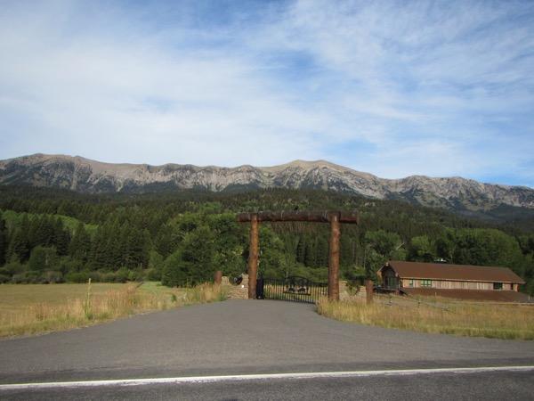 14 raven ranch gate