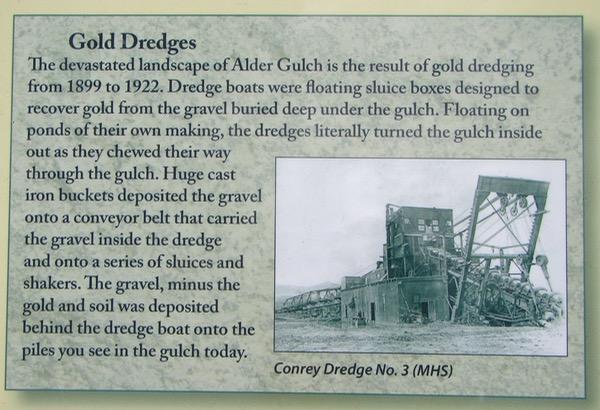 27 gold dredges