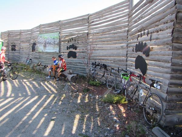 3 bike parking