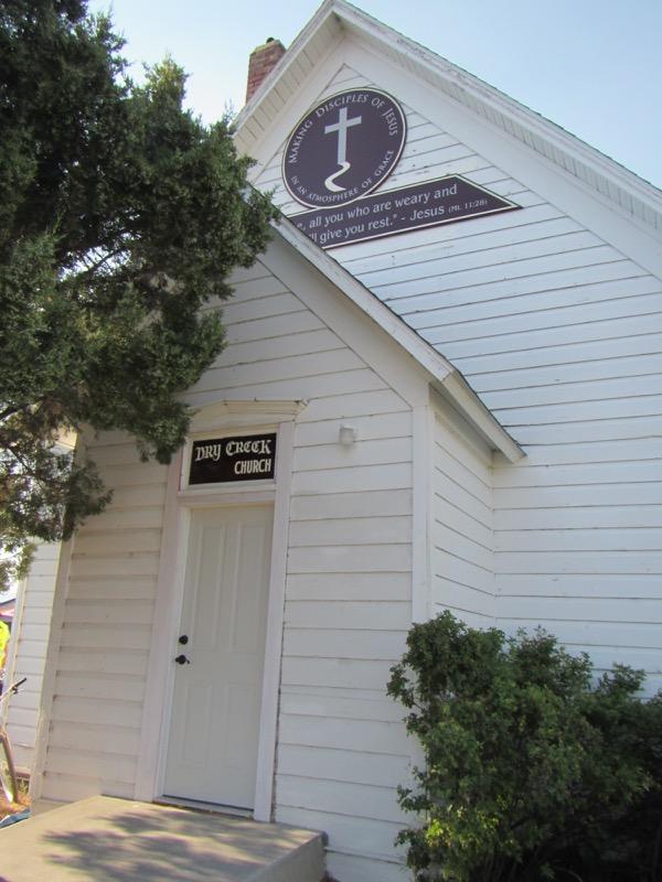 4 dry creek church stop