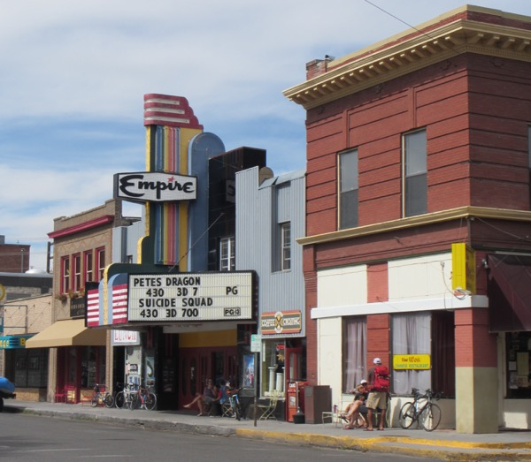 41 livinston theater