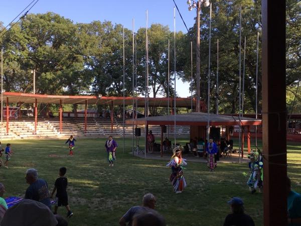 powwow grounds